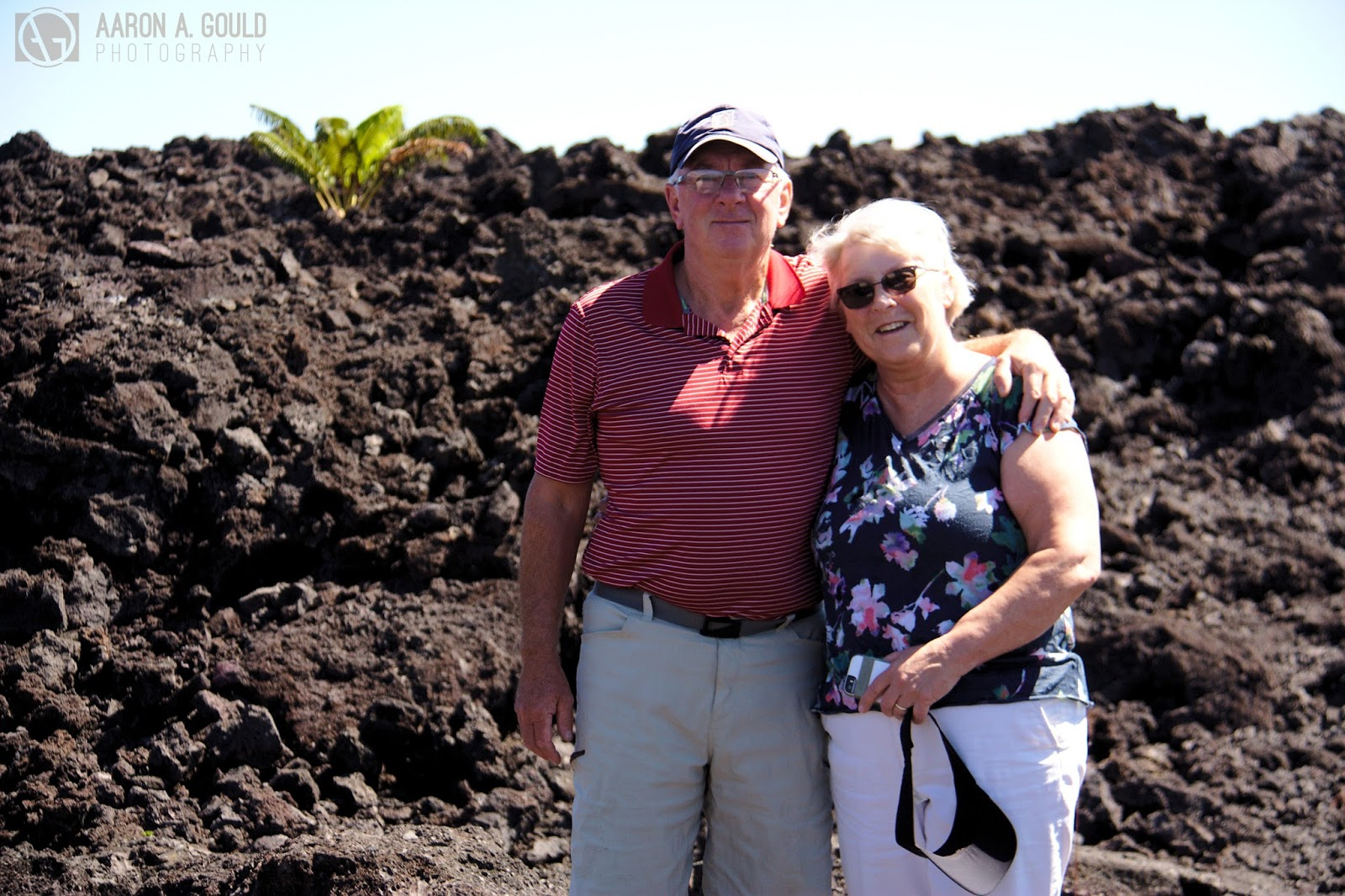 the goulds go to the big island | from ayuh to aloha