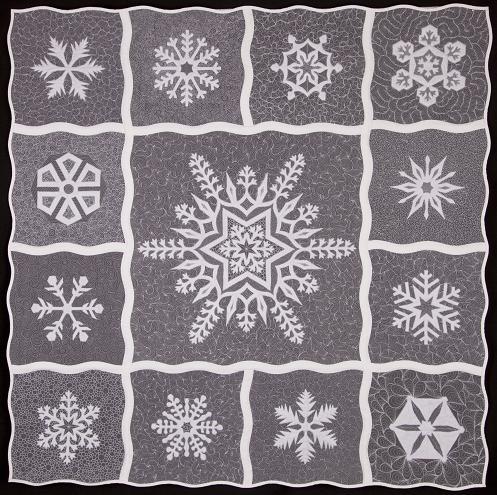 Quilt Inspiration: Winter Wonderland