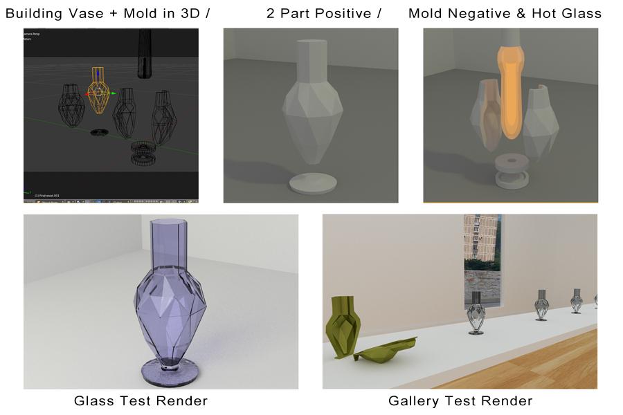 Behind the Product: Glass Vase Mold - Shapeways Magazine