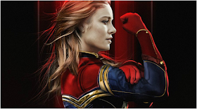 Captain Marvel HD 4K Wallpapers - 9