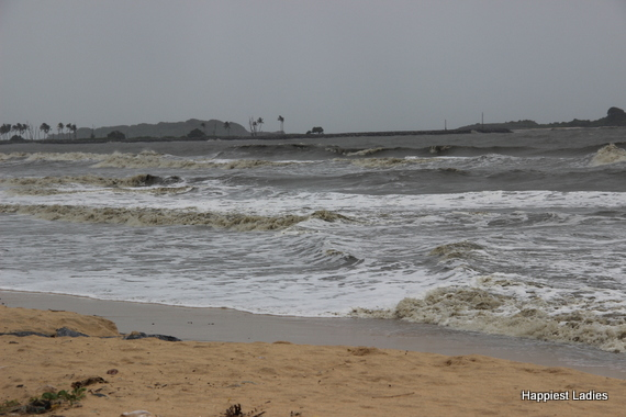 malpe beach udupi tourist attraction