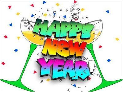 free New Year pictures images e cards download
