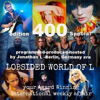 Sept1 Lopsided World of L - RADIOLANTAU.COM