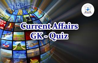 Current Affairs GK Quiz - 9th January 2016