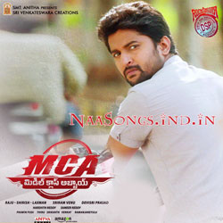 mca (2017) Telugu Movie Audio CD Front Covers, Posters, Pictures, Pics, Images, Photos, Wallpapers