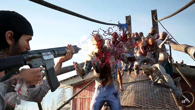 An alternate path gameplay of Days Gone released by Sony Bend. It shows different ending