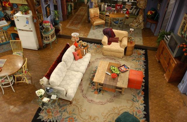Квартира Моники и Рейчел