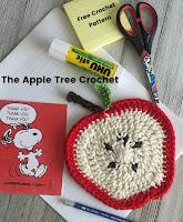 crochet dischcloth free pattern
