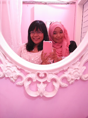 Mandys Sweet Booth Padang