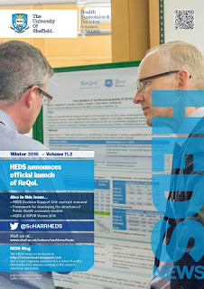 Image of Winter Edition of HEDS Newsletter