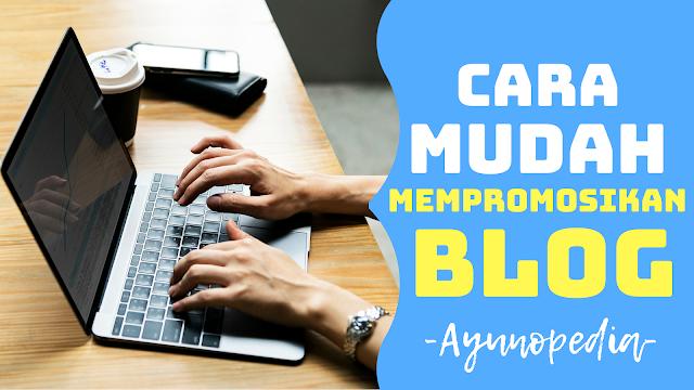 cara mempromosikan blog di ping-o-matic
