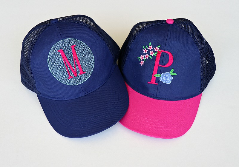 Trash To Couture: How To: Machine Embroidery on Hats