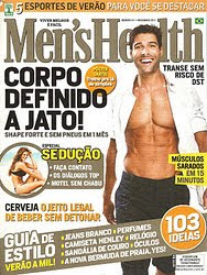 Revista Men´s Health Novembro 2011 Ed. 67