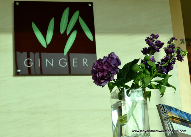 Ginger All Day Dining in Park Rotana