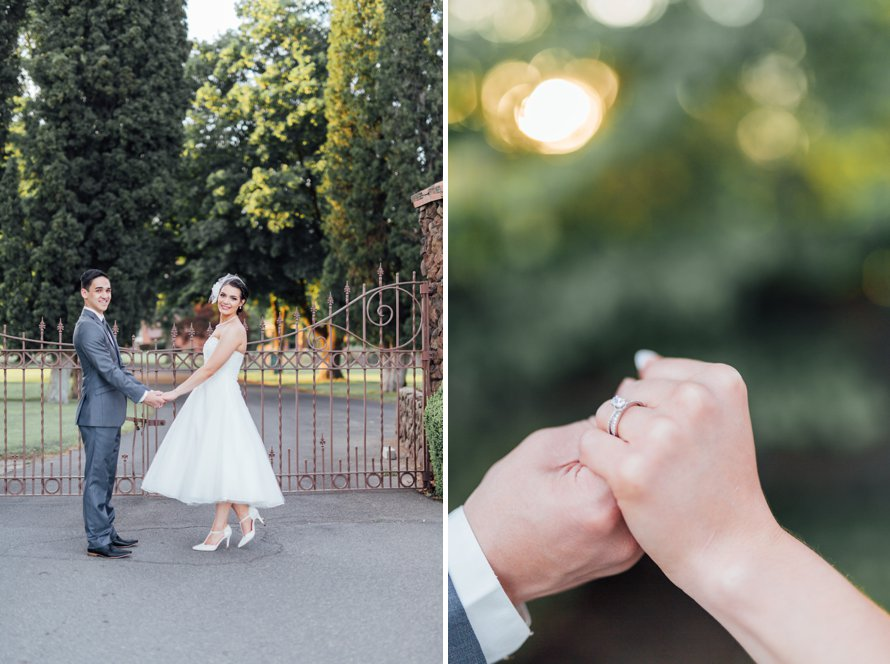 Romantic Wedding Photography by Something Minted