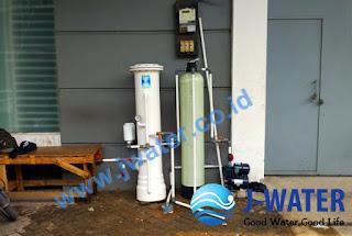 filter air kapur, jual filter air berkapur softener