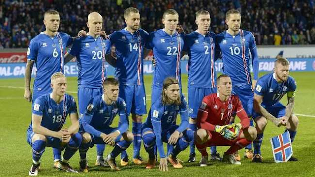 Islandia Piala Dunia 2018