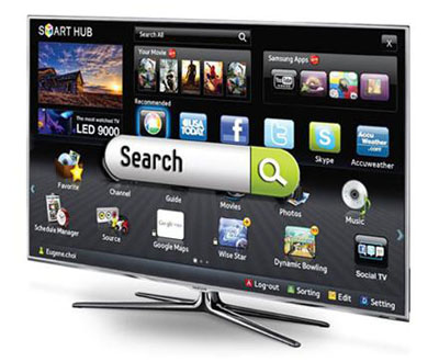 Samsung D8000 Smart TV 55-inch