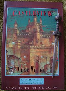 Portada del libro Castleview, de Gene Wolfe