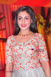 Actress Madhu Shalini Exclusive Stills in Party Dress at Vijay Karan Aashna Wedding  0033.JPG