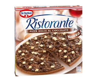 Pizza Chocolate Ristorante, Dr. Oetker