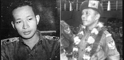 """Kisah Letkol Untung Perwira Kesayangan Soeharto  Kisah Letkol Untung Perwira Kesayangan Soeharto - Hari Selasa, pengujung tahun 1966. Penjara Militer Cimahi, Bandung, Jawa Barat. Dua pria berhadapan. Yang satu bertubuh gempal, potongan cepak berusia 39 tahun. Satunya bertubuh kurus, usia 52 tahun. Mereka adalah Letnan Kolonel Untung Samsuri dan Soebandrio, Menteri Luar Negeri kabinet Soekarno. Suara Untung bergetar. """"Pak Ban, selamat tinggal. Jangan sedih,"""" kata Untung kepada Soebandrio.  Itulah perkataan Untung sesaat sebelum dijemput petugas seperti ditulis Soebandrio dalam buku Kesaksianku tentang G30S. Dalam bukunya, Soebandrio menceritakan, selama di penjara, Untung yakin dirinya tidak bakal dieksekusi. Untung mengaku G-30-S atas setahu Panglima Komando Cadangan Strategis Angkatan Darat Mayor Jenderal Soeharto.  Keyakinan Untung bahwa ia bakal diselamatkan Soeharto adalah salah satu """"misteri"""" tragedi September-Oktober. Kisah pembunuhan para jenderal pada 1965 adalah peristiwa yang tak habis habisnya dikupas. Salah satu yang jarang diulas adalah spekulasi kedekatan Untung dengan Soeharto. Memperingati tragedi September kali ini, Koran Tempo bermaksud menurunkan edisi khusus yang menguak kehidupan Letkol Untung. Tak banyak informasi tentang tokoh ini, bahkan dari sejarawan """"Data tentang Untung sangat minim, bahkan riwayat hidupnya,"""" kata sejarawan Asvi Warman Adam.  Tempo berhasil menemui saksi hidup yang"""