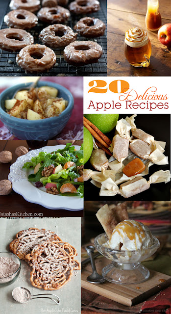20 Delicious Apple Recipes | www.andersonandgrant.com