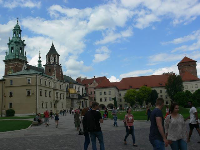 WAKACJE 2016 - Chrzanów, Oświęcim, Kraków, Katowice i Chorzów
