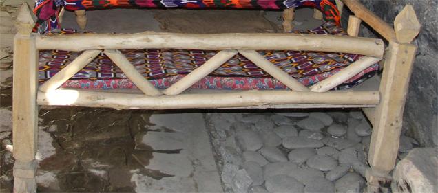 Ouzbékistan, Samarcande, topchan, tapchane, © L. Gigout, 2012