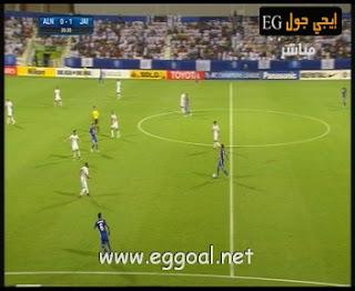 اهداف مباراة النصر الإماراتى و الجيش القطرى  دورى ابطال اسيا,  Al Nasr - Al Jaish