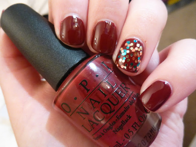 OPI Skyfall & The Living Daylights