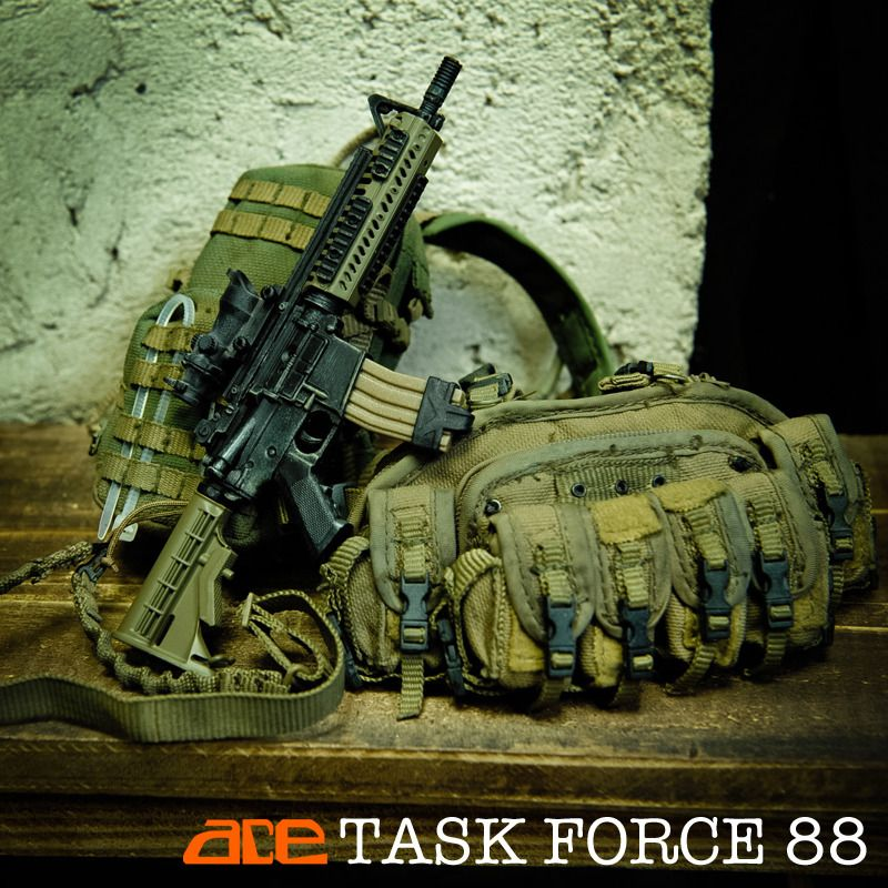 Product Announcement ace - TASK FORCE 88