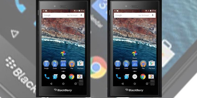 blackberry z3 android m
