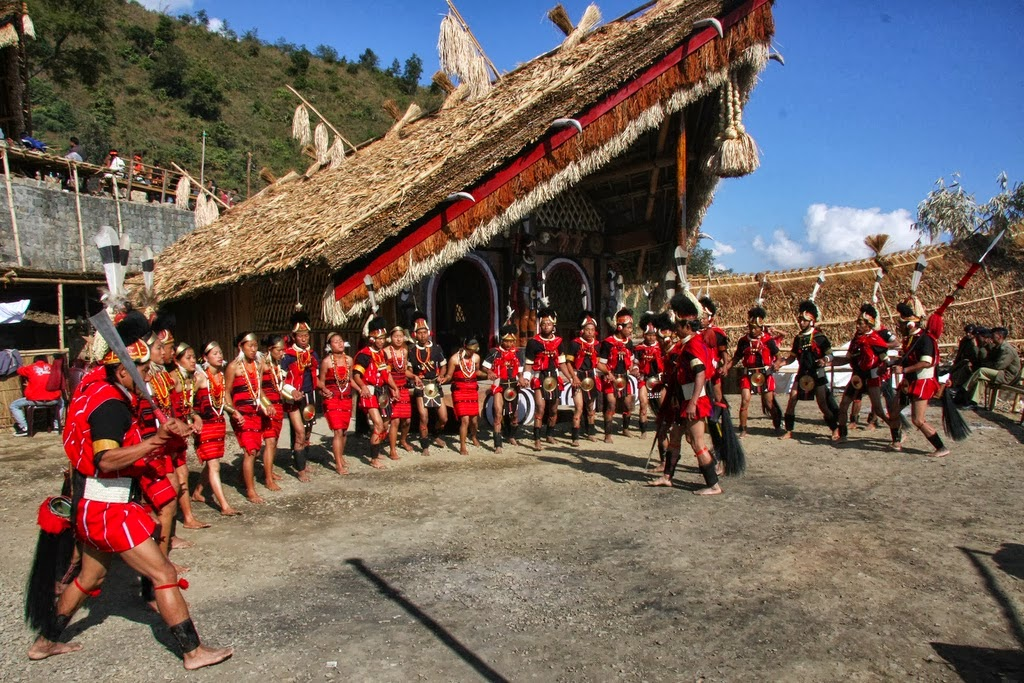 DIMORIAN REVIEW: HORNBILL FESTIVAL OF NAGALAND