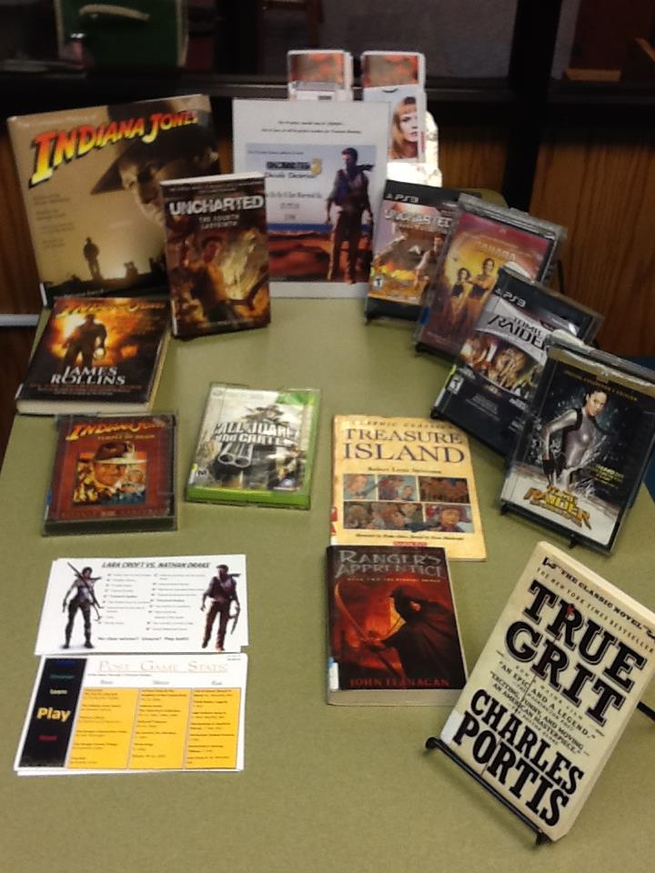 Miss Hootie Hoo: Gaming Review: Uncharted 3 & Gaming Alliance Meeting