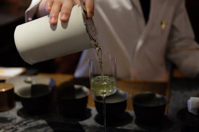東京の日本茶専門店 櫻井焙茶研究所 冷茶