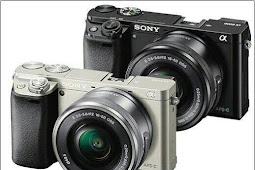 Kamera Sony A6000 16-50mm / Sony a6000