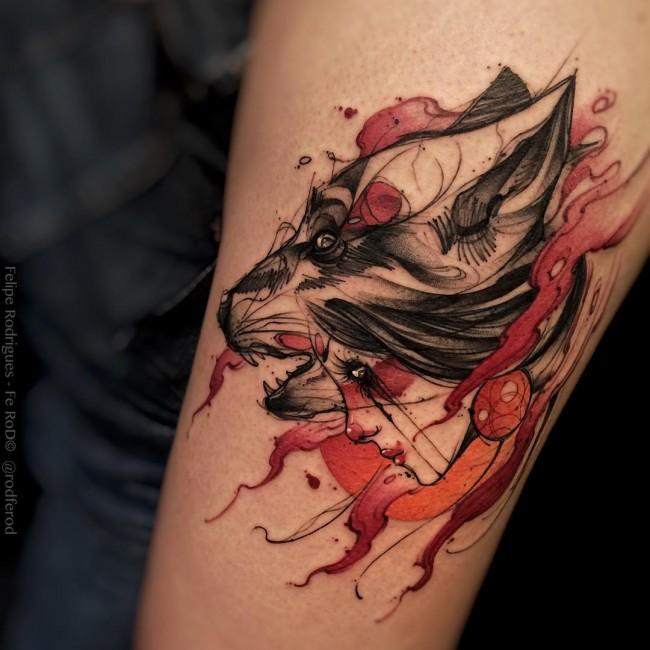 tatuajes inocente