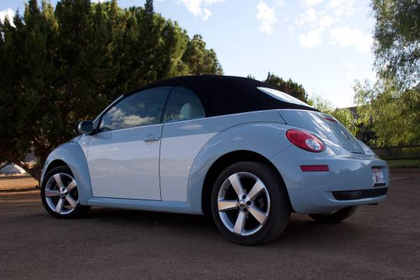 2010 beetle final edition for sale