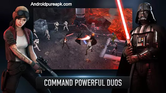 Star Wars™: Force Arena Apk Download v1.1.13 For Android