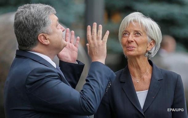 МВФ: Норму Антикорсуду про апеляцію потрібно змінити