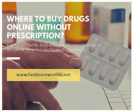 Where to Buy Drugs Online Without Prescription in USA?