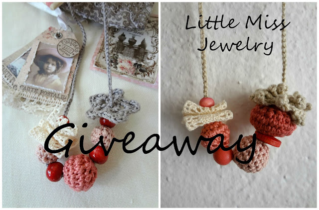 Giveaway necklace