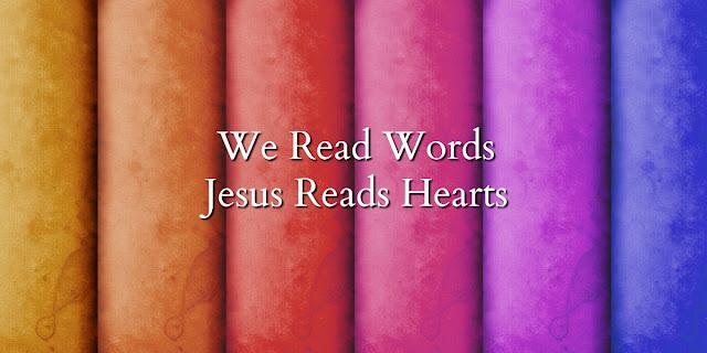 Three men asked to follow Jesus - He read their hearts (Luke 9:57-62)