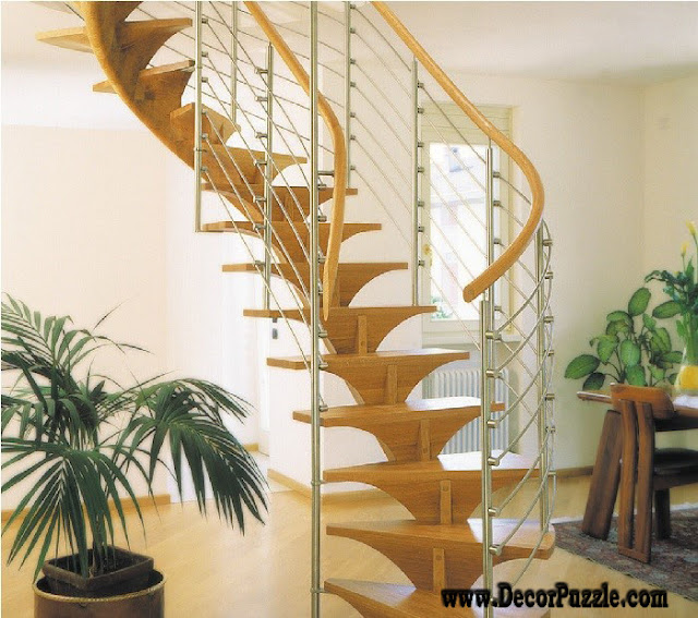 Latest Modern Stairs Designs Ideas Catalog 2019 | Stainless Steel Staircase Designs | Grill | Ultra Modern Stair Grill | Affordable | Glass | Solid Steel