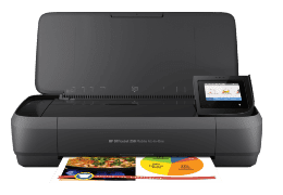 Image HP Officejet 250 Printer Driver