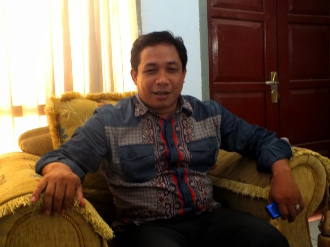 Muhammad Aminurllah,SE alias Maman