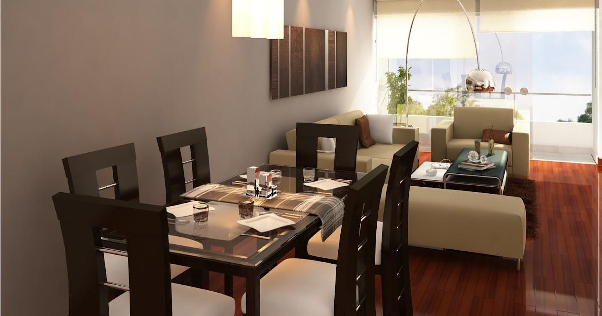 Muebles de comedor ideas para comedores con espacio reducido for Comedores ahorradores de espacio