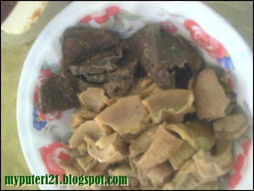 Makanan eksotik time raya haji