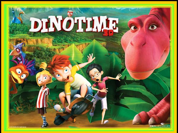 Dino Time Movie Review